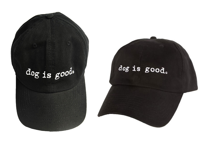 Dog is Good オーナーキャップ