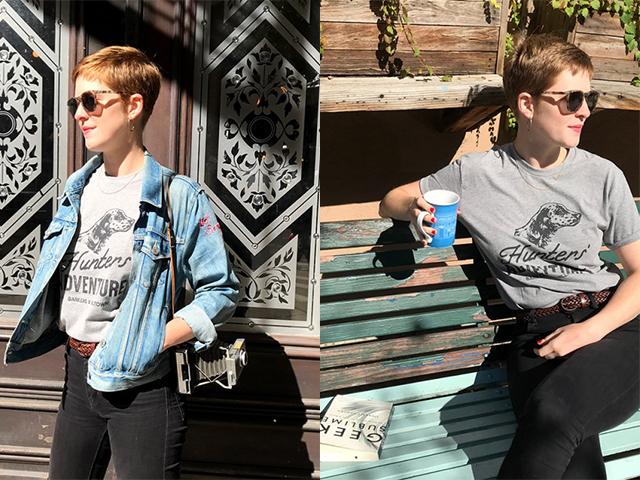 Barkers x Milltown チャリティー Tシャツ